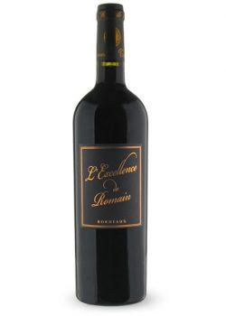 Vin de Bordeaux - Excellence de Romain Teillet