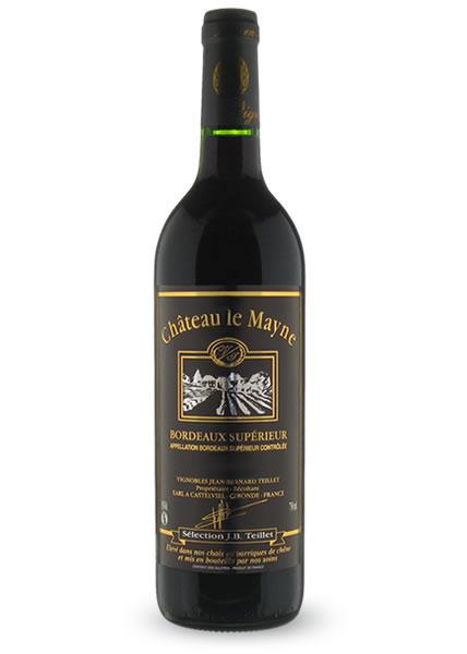 Bordeaux Supérieur AOC Château Le Mayne