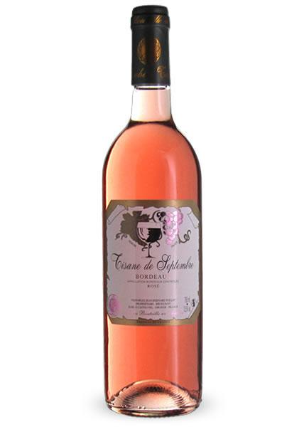 Tisane de Septembre - Rosé - Vignobles Teillet