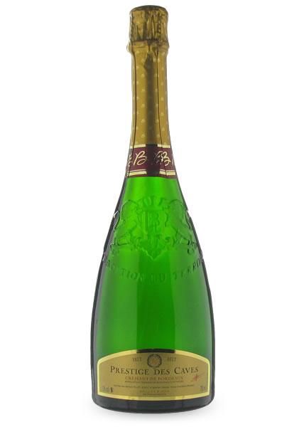Crémant de Bordeaux Brut Prestige des Caves - Crémant de Bordeaux