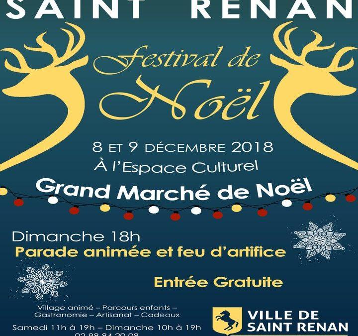 Festival et Marché de Noël au coeur de L'Iroise