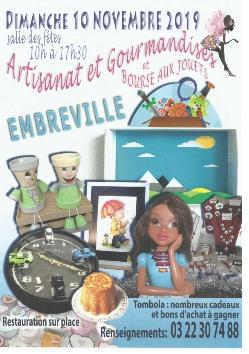 Vignobles Teillet au Marché Artisanal d'Embreville (80)