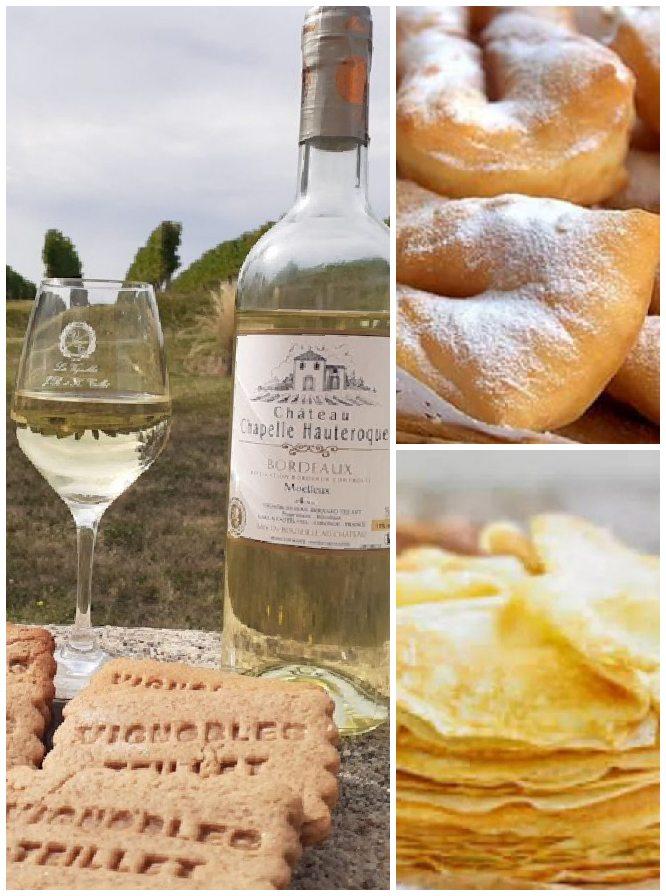 Bordeaux blanc moelleux-vignobles Teillet jb