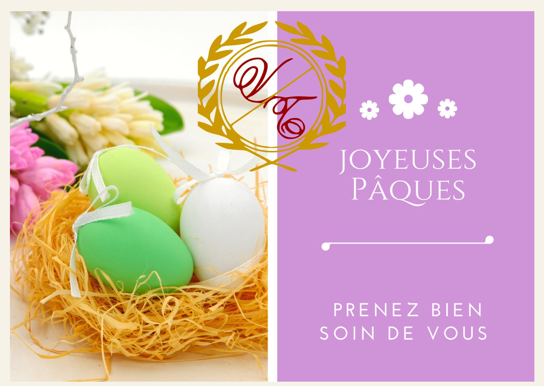 Vignobles Teillet_Pâques