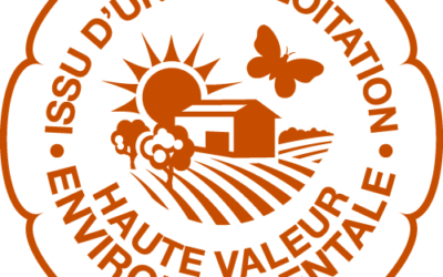 Label  Haute Valeur Environnementale : HVE niveau 3