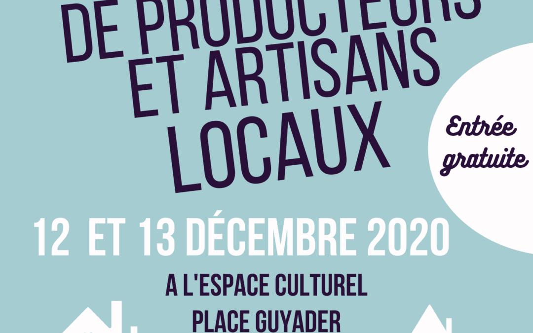 Marche des producteur et artisans locaux à st Renan (29)